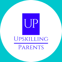 Logo UPSKILLING PARENTS
